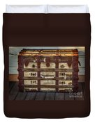 In This Old Chest Duvet Cover
