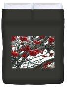 Incased Berries Duvet Cover