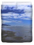 Incoming Tide Duvet Cover
