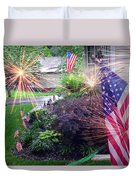 Independence Day Duvet Cover by Brian Wallace