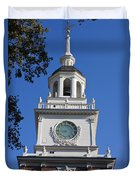 Independence Hall Duvet Cover
