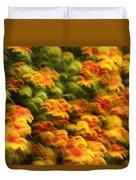 Indian Blanket Psychedelic Duvet Cover