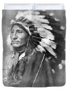 Indian Chief - 1902 Duvet Cover