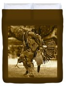 Indian Spirit Duvet Cover