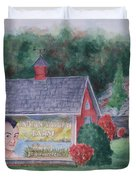 Indian Valley Farm Duvet Cover