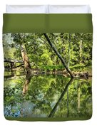 Indiana Reflections Duvet Cover