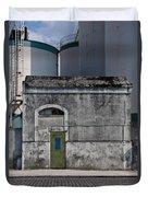 Industrial Architecture Duvet Cover