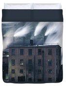 Dark Satanic Mill Duvet Cover