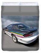 Indy 500 Pace Car 1993 - Camaro Z28 Duvet Cover