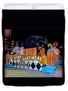 Infant Mystics Emblem Duvet Cover