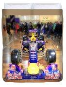 Infiniti Red Bull Formula One Racing Car  Duvet Cover