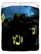 Infinity Cityscape 1  Duvet Cover