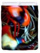 Infinity Dancer 7 Duvet Cover