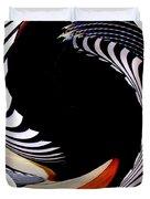 Infinity Dancer 8 Duvet Cover