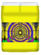 Infinity Gateway Nine Banner Duvet Cover