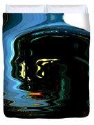 Infinity Jar Drink Me Duvet Cover