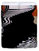 Infinity Kiss 2 Duvet Cover