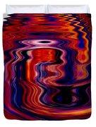 Infinity Mask 6 Duvet Cover