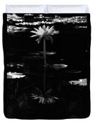Infrared - Water Lily 03 Duvet Cover