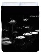 Infrared - Water Lily And Lily Pads Duvet Cover