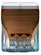 Ingelheim Organ Duvet Cover