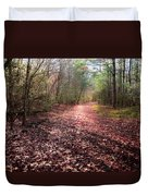 Inhale The Forest Duvet Cover