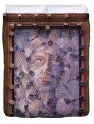 Inner Cacophany - Framed Duvet Cover