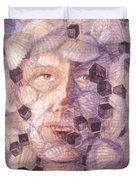Inner Cacophany Duvet Cover