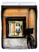 Inner Courtyard Duvet Cover
