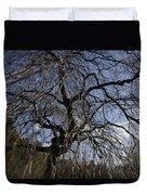 Inner Energy In Full Blossom 1 Duvet Cover