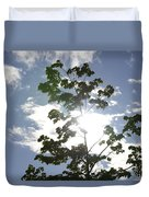 Inner Energy In Full Blossom 3 Duvet Cover