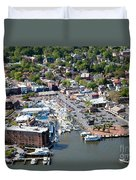 Inner Harbor Duvet Cover