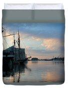 Inner Harbor610 Duvet Cover