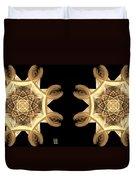 Inner Response - Stereogram Duvet Cover