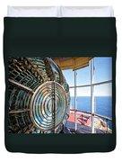 Inside The Lighthouse Duvet Cover