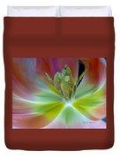 Inside The Tulip Duvet Cover