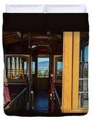 Inside Trolley 28 Duvet Cover