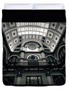 Inside Union Station Duvet Cover