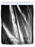Insult To Injury 2 Bw Duvet Cover