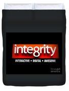 Integrity Duvet Cover