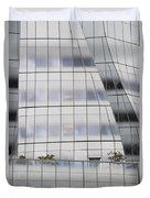 Interactivecorp Building Duvet Cover