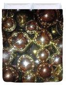 Interior Decorations Casino Resorts Hotels Las Vegas Duvet Cover