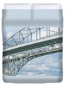 International Crossing Duvet Cover