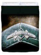 International Grille Emblem -0741ac Duvet Cover