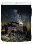International Milky Way Duvet Cover