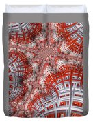 Intersecting Duvet Cover