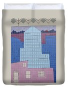 Interstate 10 Project Outtake_0020160 Duvet Cover