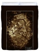 Into The Dark Wood Duvet Cover