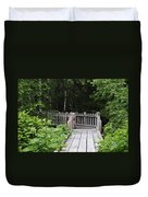 Into The Forest Duvet Cover