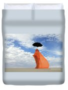 Into The Mystic 1 Duvet Cover